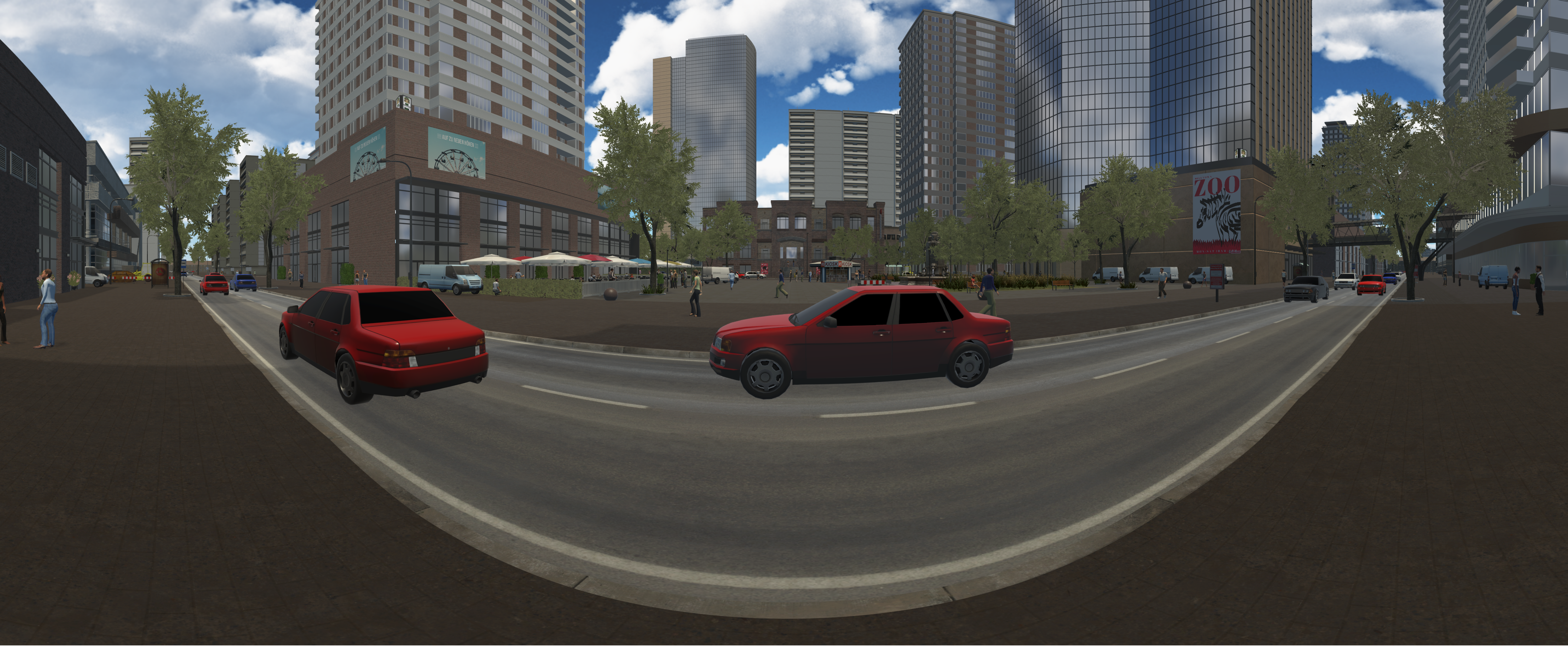iVRoad: Immersive virtual road crossing as an assessment tool for unilateral spatial neglect