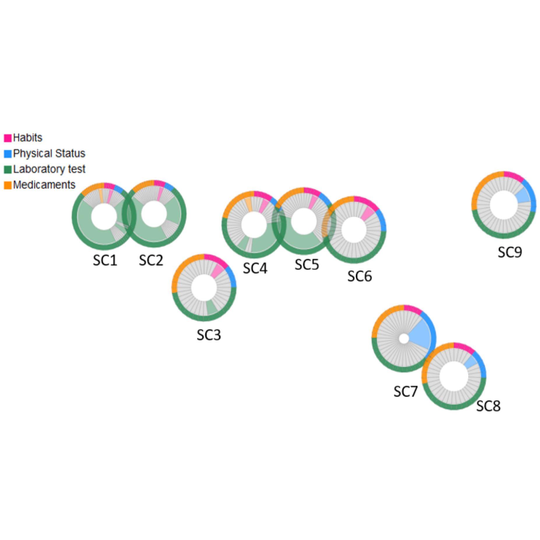 Visual Analytics for Epidemiological Cohort Studies